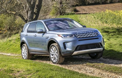 2020 Land Rover Discovery Sport Preview