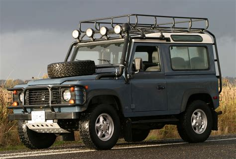 land ro land rover defender 90 archives the truth about cars