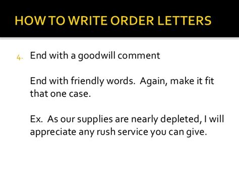 Common Types Of Business Letters