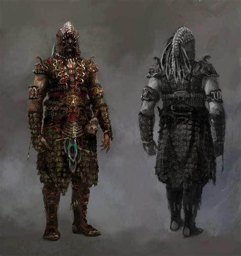 armor si e social necromancer pvp armour concept from the age