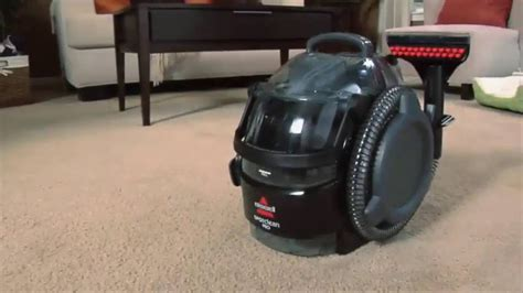 Electric Upholstery Cleaner by Bissell 3624 Spotclean Professional Portable Carpet