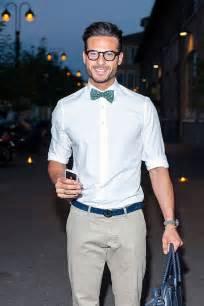 Bow Tie Men Fashion Style