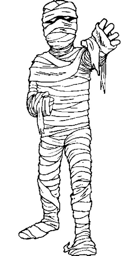 mummies coloring pages  kids updated