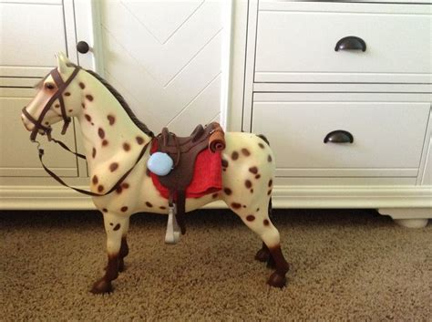 generation appaloosa horse ag dolls pinterest