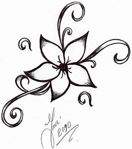 Flower Tattoo Images & Designs