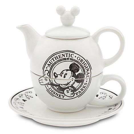 Mickey Mouse Kitchen Essentials Collection by Mickey Mouse Tea For One Set Kitchen Essentials Disney