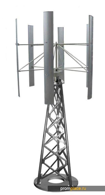 Вертикальный ветрогенератор 50 квт россия цена описание продажа фото