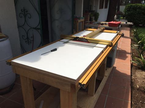 Table Saw Workstation & Incra Ts-ls 52