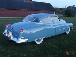 Auto 61 : 1950 cadillac series 61 auto 4 door sedan classic rust free no reserve worldwide ~ Gottalentnigeria.com Avis de Voitures