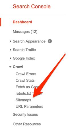 How Submit Blogger Sitemap Google Search Console