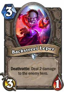 Deathrattle Hearthstone Cards List Hearthstone Top Decks