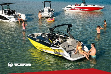 Scarab Boats Specs by Selectcountry