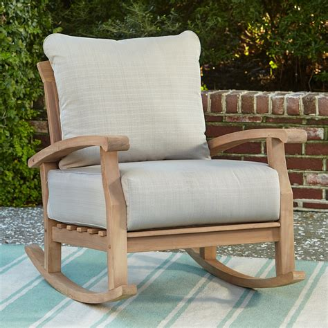 patio rocking chairs back to your times with patio rocking chairs