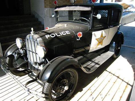 ford model  sedan police cars  police cars police