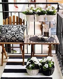 10, Charming, Small, Balcony, Decoration, Ideas