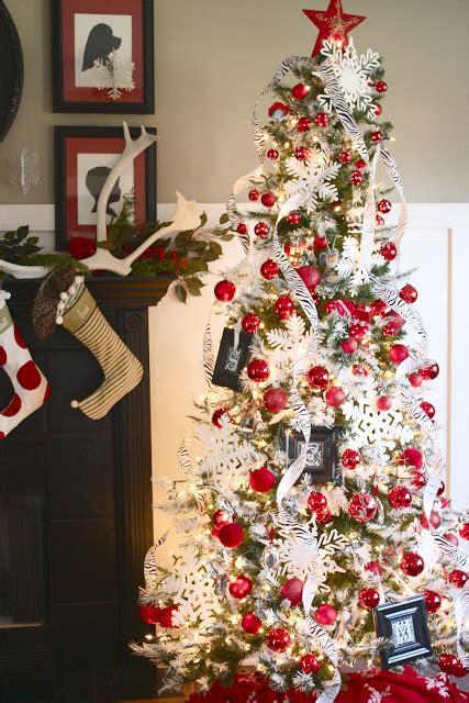 classically whimsical christmas tree christmas tree