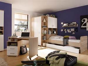 Schlafzimmer Komplett Sofort Lieferbar : cassian schreibtisch eiche sonoma wei ~ Bigdaddyawards.com Haus und Dekorationen