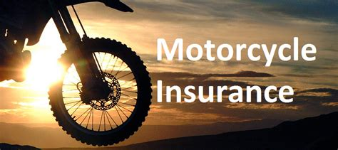 What Is Motorcycle Insurance And Its Types