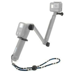 wifi remote adapter mount replacement wrist for gopro 3 way grip 716670914096 ebay