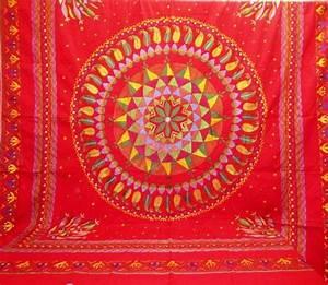 Nakshi Kantha Bangladesh, kantha quilt, Bangladeshi