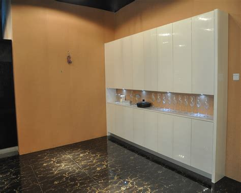 high gloss white paint for kitchen cabinets high gloss kitchen cabinets crafted contemporary 9235