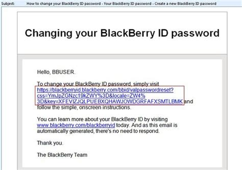 upgraded blackberry id to v1 2 1 with new password reset procedure berryreview