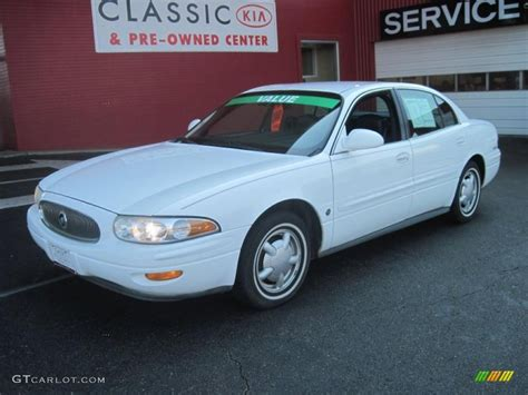 Buick 2000 Lesabre by 2000 Bright White Buick Lesabre Limited 27499239