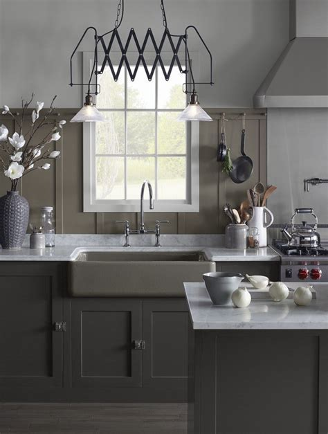 Farmhouse Neutrals Kitchen   Kohler Ideas
