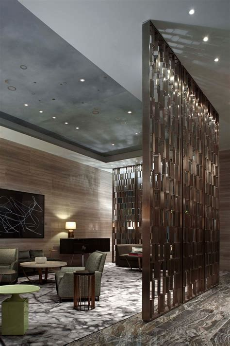 interior design for home lobby lobby designs by yabu pushelberg to copy for your home