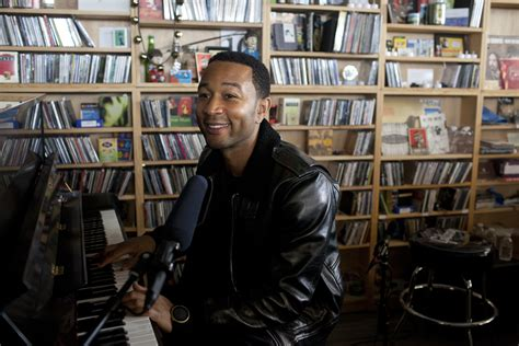 Npr Tiny Desk by Tiny Desk Concerts Bring Intimate Performances To Npr
