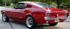 1967 S Code Mustang Fastback    Fresh Restoration 390 Big