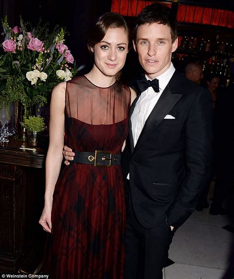 eddie redmayne  wife tattoos smoking body facts