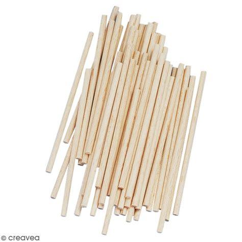 emporte rond cuisine bâtonnets ronds en bois 10 x 0 4 cm 60 pcs environ