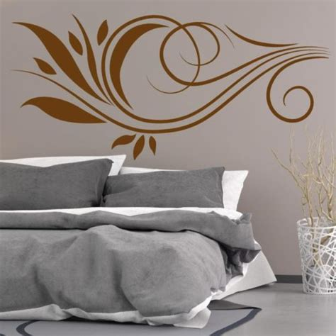 fiori adesivi per pareti adesivi per porte di forte effetto design facilmente