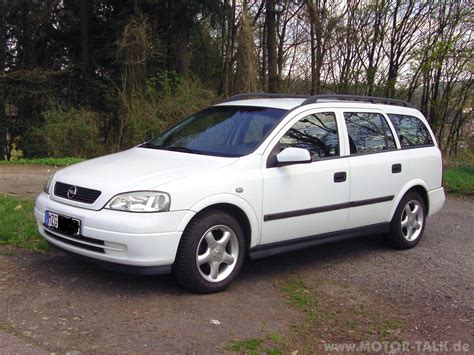 vauxhall astra 2001 2001 opel astra g caravan pictures information and
