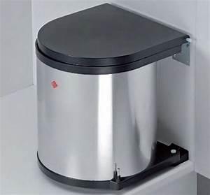 Mülleimer Küche Wesco : wesco edelstahl k chen abfalleimer 11 13 15 liter badezimmer m lleimer badm ll kaufen bei ~ A.2002-acura-tl-radio.info Haus und Dekorationen