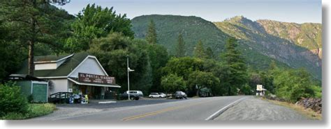 Yosemite Lodging  El Portal, California