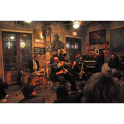 Preservation Hall New Orleans by JoyfulGypsy on DeviantArt