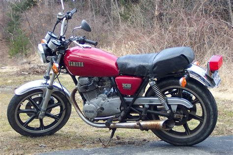 Yamaha 400 Motorcycle by 1977 Yamaha Xs 400 Picture 550759