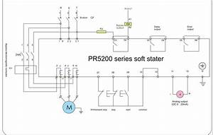 Pr5200-- Motor Soft Starter    Three Phase Soft Starter Id 7878856  Product Details
