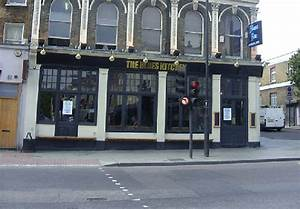The Blues Kitchen on Camden High Street in London