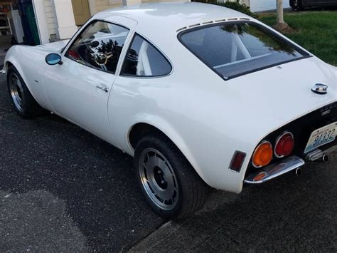 Opel Gt For Sale Craigslist by Daily Turismo Cool Runner 1970 Opel Gt