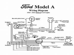 Wiring Diagram For 1931 Ford Model A