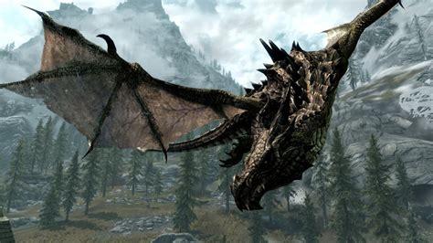 skyrims magnificent dragons  created      fly gamesradar