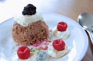 protein coffee cake in a mug nics nutrition