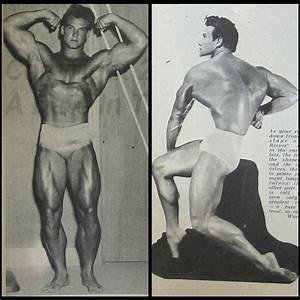 Legendary #SteveReeves 1948. #oldschoolbodybuilding # ...