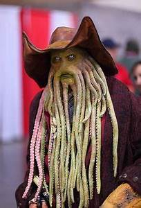 Davy Jones Kostüm : cosplay dragoncon davy jones pirates of the carribbean cosplay kost m ~ Frokenaadalensverden.com Haus und Dekorationen