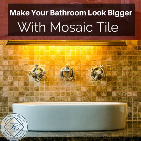 how to make your bathroom 24 amazing bathroom tiles to make room look bigger