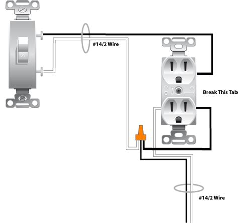 Switch Not Controlling Half Receptacle Doityourself