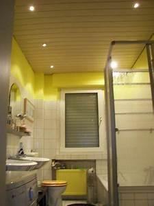 Lampen Spots Badezimmer : badezimmer beleuchtung umbau von hallogen spots mit cree architektur hausbeleuchtung ~ Sanjose-hotels-ca.com Haus und Dekorationen
